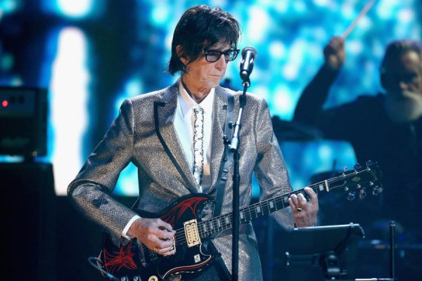 Falleció Ric Ocasek, cantante y compositor de The Cars