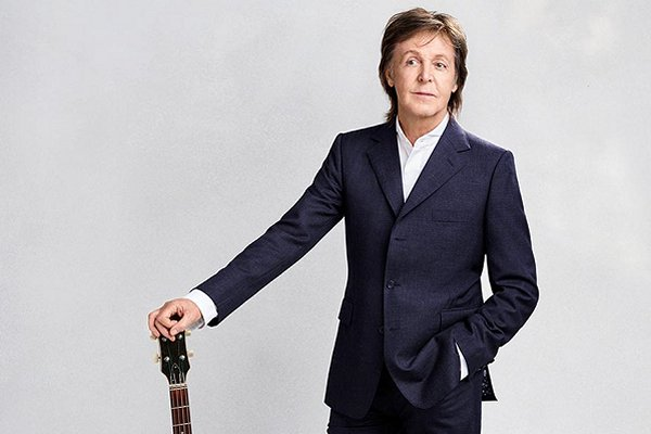 "El libro infantil de Paul McCartney ""High in the Clouds"" se convertirá en una película animada"