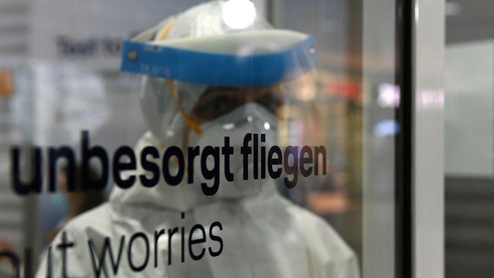 Alemania presiona a la EMA para que valide cuanto antes la vacuna de los laboratorios Pfizer-BioNTech.