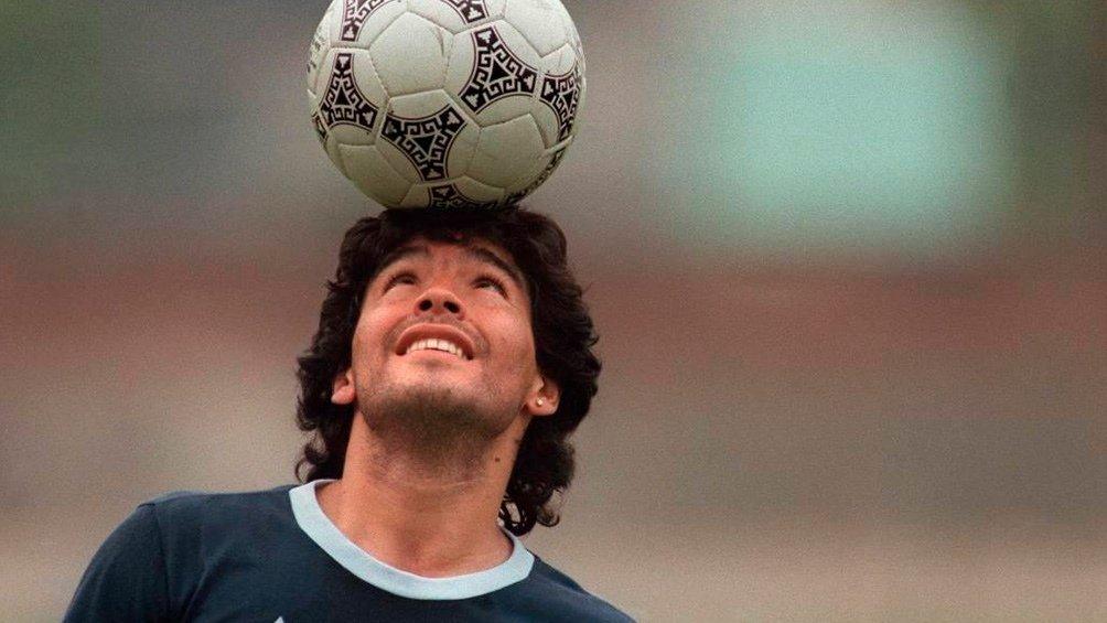 Canal Encuentro emite un documental como homenaje de Maradona